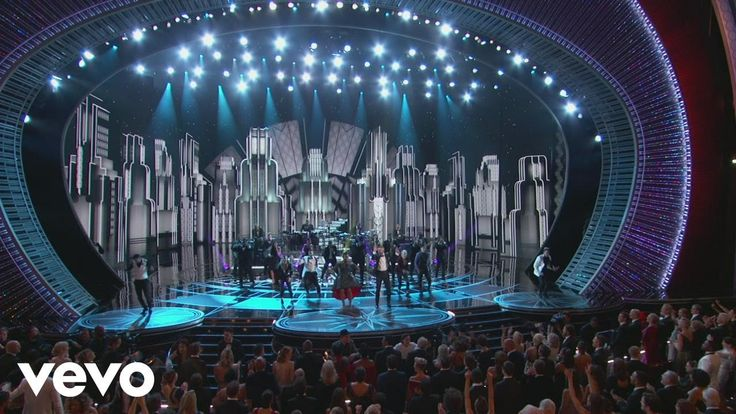Justin Timberlake - CAN'T STOP THE FEELING! (89th Academy Awards Perform...