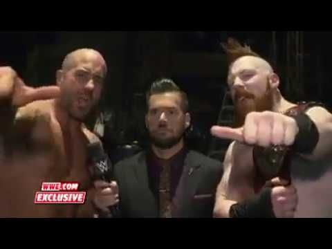 Cesaro and Sheamus have proven that they ARE the BAR