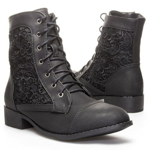 Black Flower Round Up: 1000+ Images About Ankle Boots On Pinterest