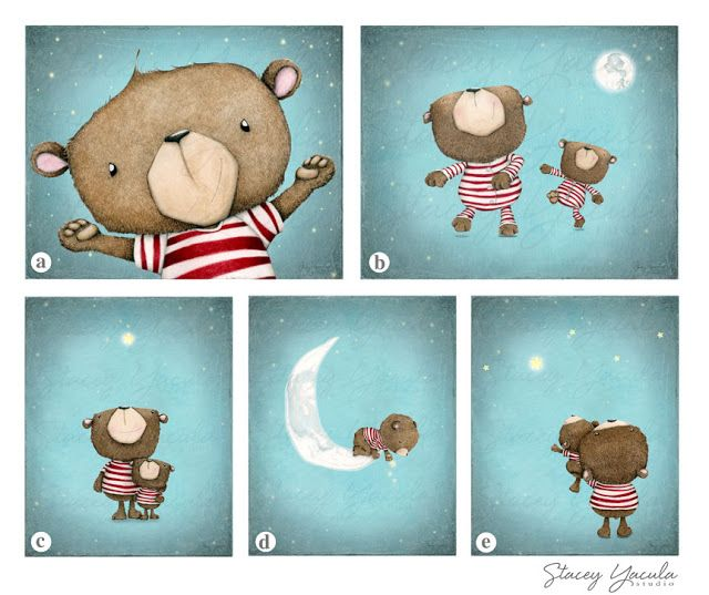 Stacey Kurtz Art For Mural In Boys: 51 Best Images About Cadre Bebe On Pinterest