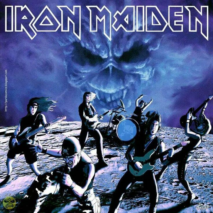 iron maiden midi download