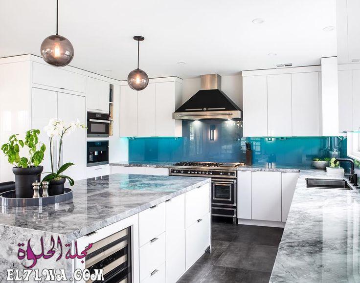 ديكورات مطابخ 2021 صور مطابخ سوف نتعرف سوي ا عبر هذا المقال على ديكورات مطابخ 2021 يعد المطبخ من أهم Modern Kitchen Remodel Kitchen Remodel Kitchen Interior