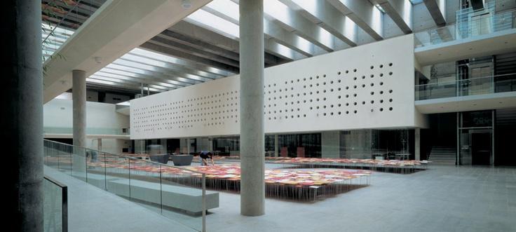 La Moneda Cultural Center in Santiago, Chile by Undurraga & Deves Arquitectos