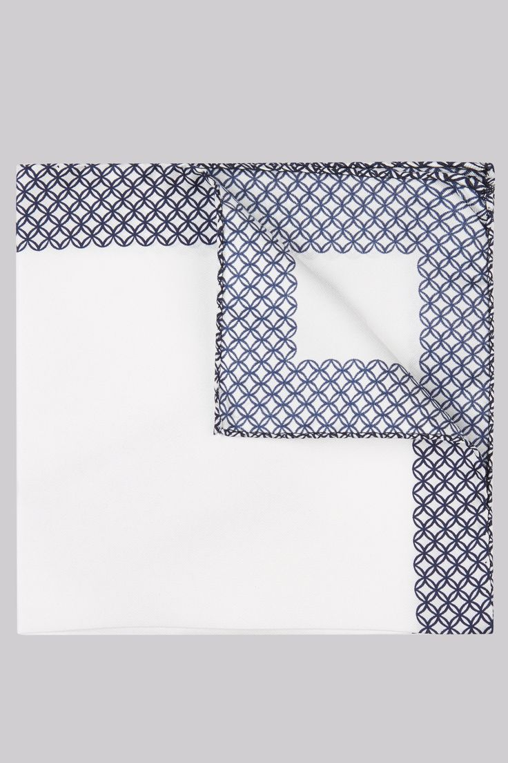 Ted Baker White Geo Boarder Silk Pocket Square Ted Baker White Geo Boarder Silk Pocket Square 100% Silk http://www.MightGet.com/january-2017-12/ted-baker-white-geo-boarder-silk-pocket-square.asp