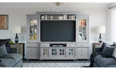Canora Grey Schmitz Entertainment Center for TVs up to 60  Canora Grey