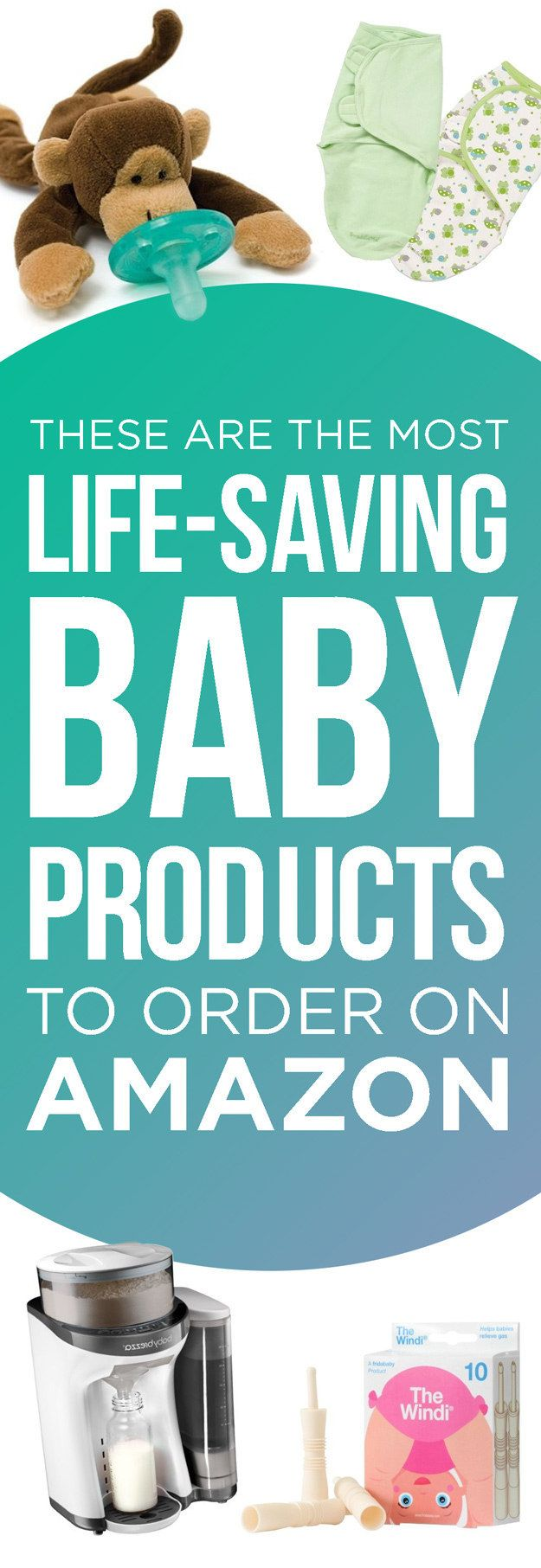 21 Of The Most Life Saving Baby Products To Order On Amazon