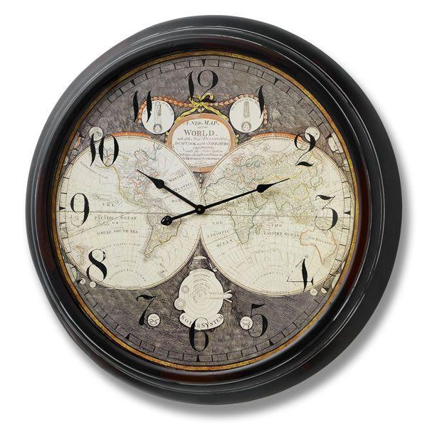 10 best horloges avec des capsules images on pinterest beer cans huge 93cm world clock fandeluxe Choice Image