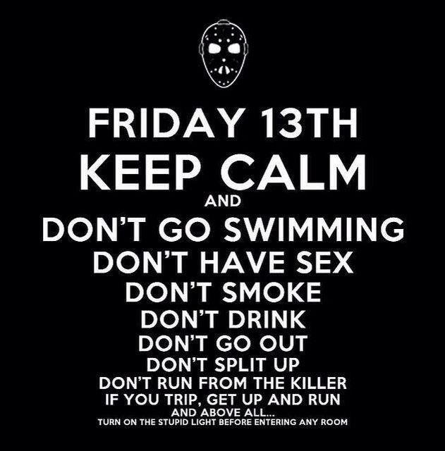 Calm Friday