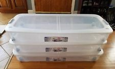 Large clear under-bed storage bins http://ift.tt/2sNZxsz