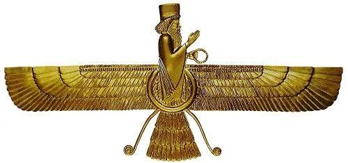 Основные масонские символы и их истоки » Тайный Мир Фравахар – солнечный символ торжества истины