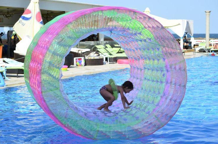 Summer fun - pool - kids - sun - Phoenicia Holiday Resort , North Mamaia, Constanta, Romania