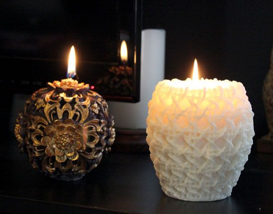Gift Idea: Volcanica Candles