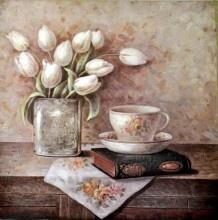 Tranh Hoa Tulip Lớn