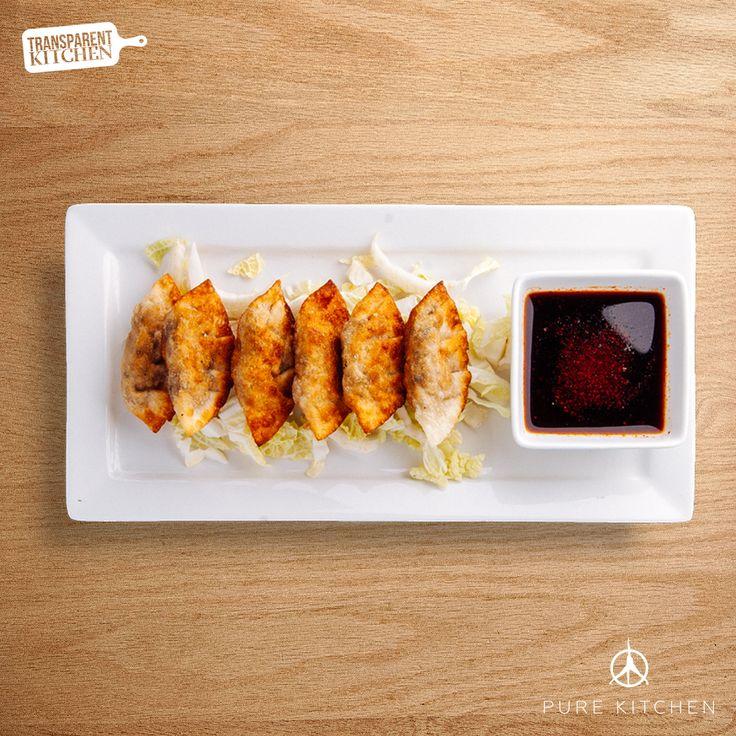 Pure Kitchen - Dumplings | Transparent Kitchen