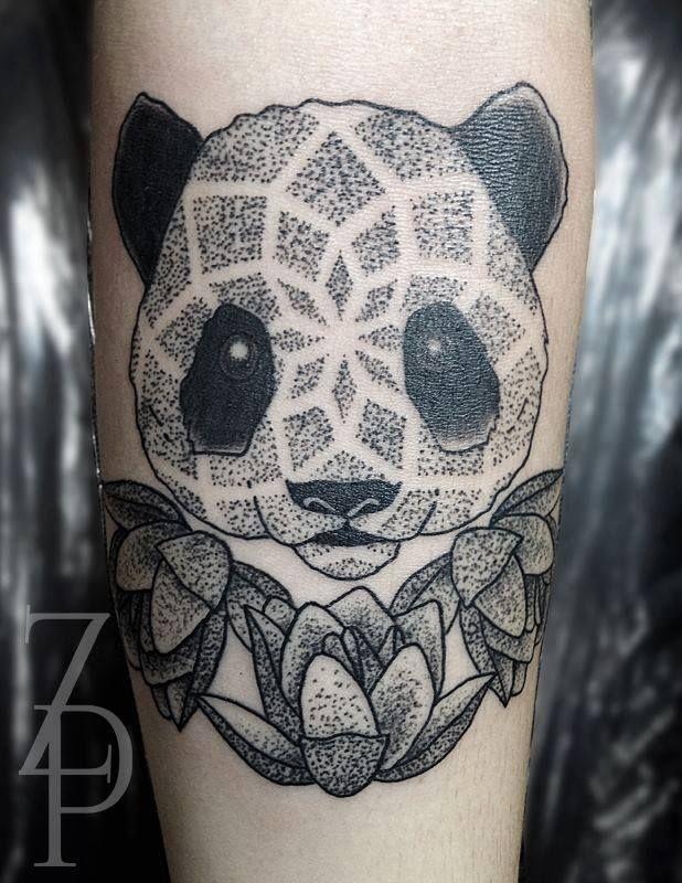 zach peacock panda dotwork pinterest peacocks peacock tattoo and tattoo artists. Black Bedroom Furniture Sets. Home Design Ideas