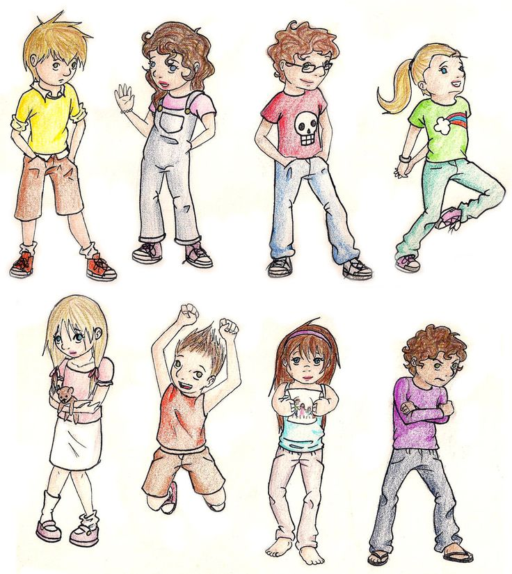 pics for how to draw fashion designs for kids - Kids Sketches