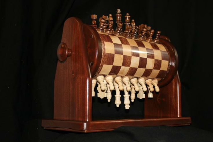 3RD MILLENNIUM CHESS - VIDEO -  3RD Millennium Chess is played on a single board, but one that's been wrapped into a cylinder. To make it even more complex, knights can move in tandem. Players can move both knights together at the same time on the same square or split them apart for independent movement.