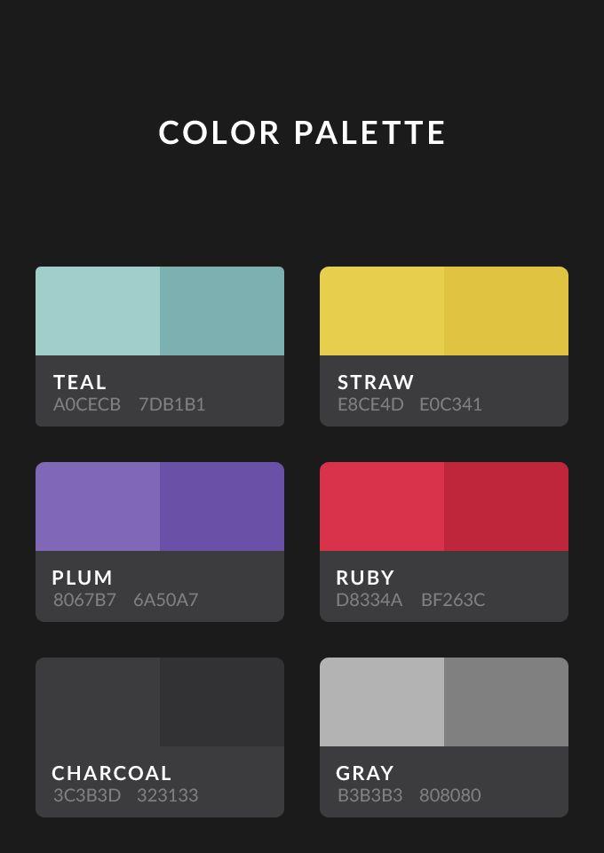 design color schemes captivating trendy web color palettes. Black Bedroom Furniture Sets. Home Design Ideas