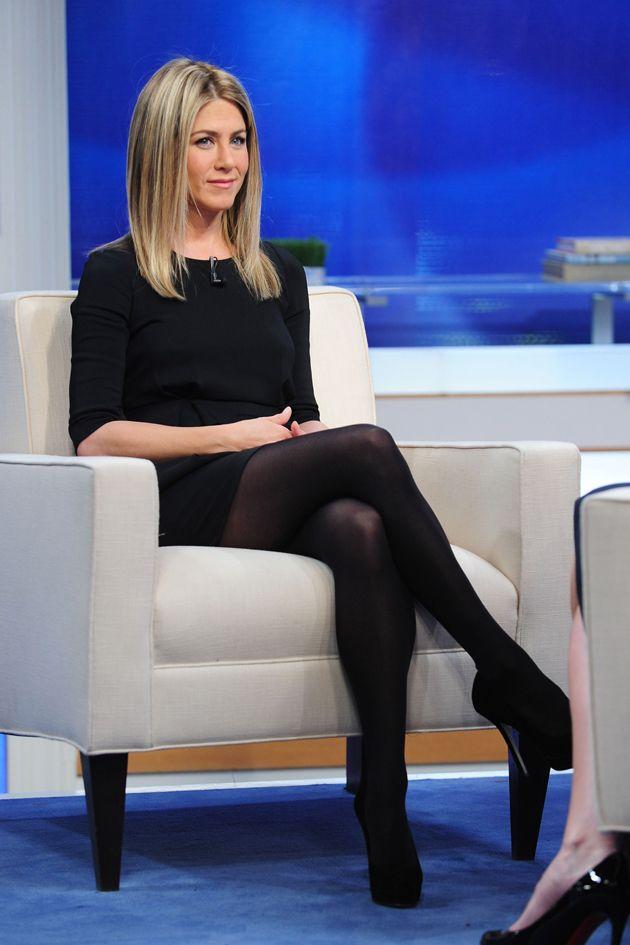 A D F Ad B D Ca E C Jennifer Aniston Legs Jennifer Aniston Hairstyles likewise  on women wearing pantyhose and high heels