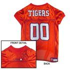 Officially licensed Clemson Tigers Dog Jersey