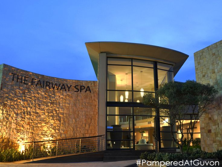 The Fairway Spa invites you to immerse yourself in our oasis providing an ideal retreat from the demands of the city. #PamperedAtGuvon #atGuvon