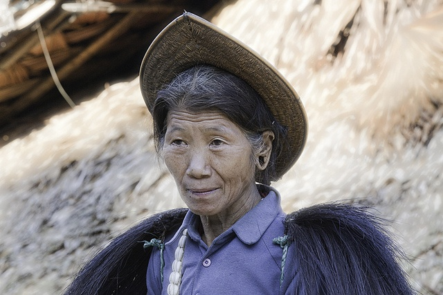 Arunachal Pradesh Tagin tribe, Mara village 11