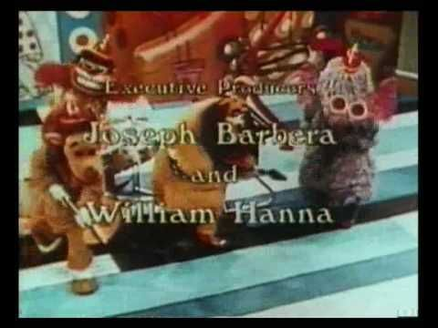 The Banana Splits Show was one of the cartoon revue shows that we children of the 70s had access to.