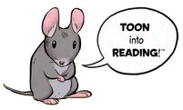 Publisher Toon Books puts out fantastic comic-format books for young readers and provides excellent literacy information