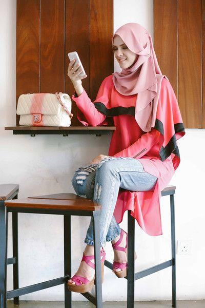 Zamani Instant Hijab – AIRAZ.MY