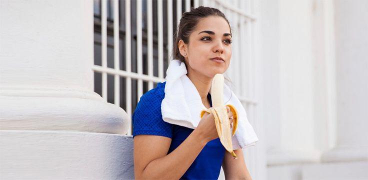 ¿Sabes qué comer después de entrenar?