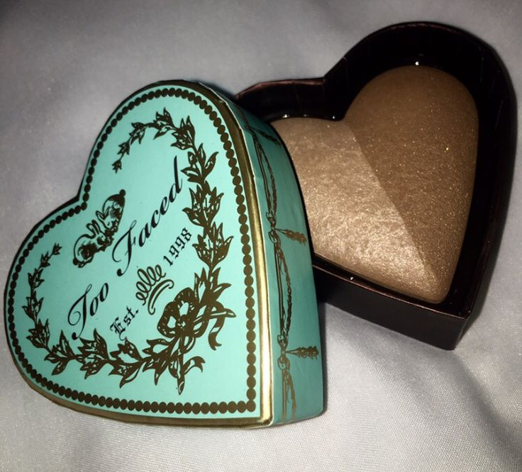 My photo ✨ too faced sweethearts bronzer isn't it stunning
