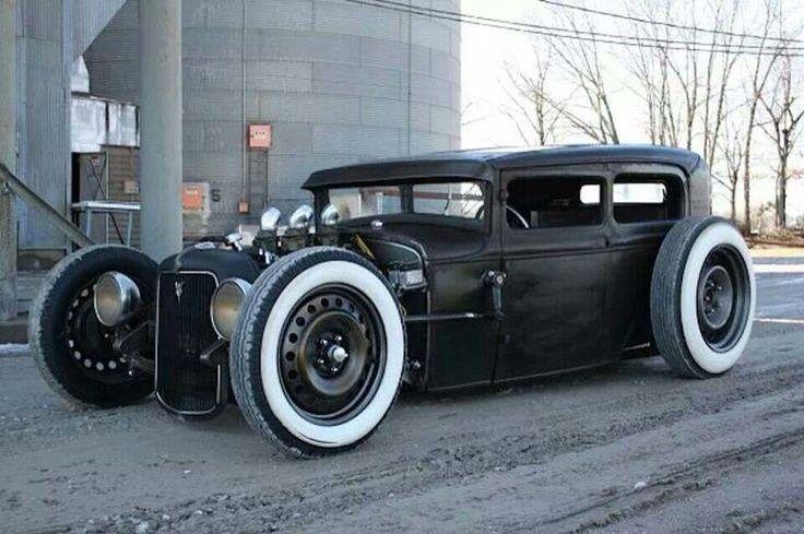 Rat Sedan