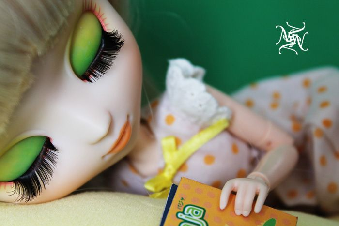 https://flic.kr/p/cuBbG3 | Oesed Paja R Pullip Jun Planning Groove Obitsu custom doll Garabato