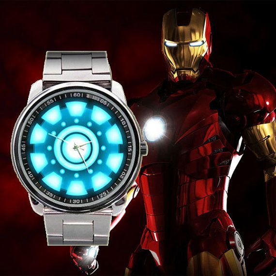 New Arc Reactor Robert Downey Jr Iron Man 3 Sport by cantonagili, $13.50