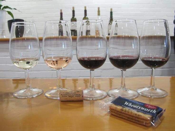 Wine Tasting in the Cape