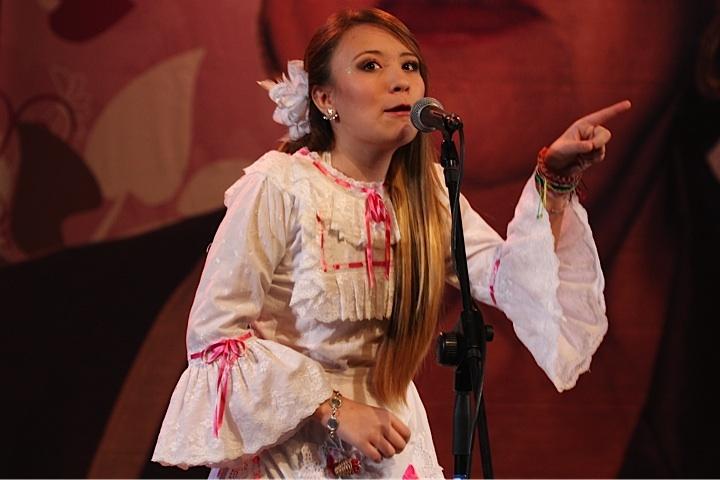 María José Ruiz Zorro de Risaralda. Crédito Milton Ramírez (@FOTOMILTON) MinCultura 2012.