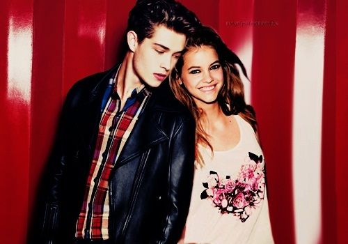 Barbara Palvin and Francisco Lachowski
