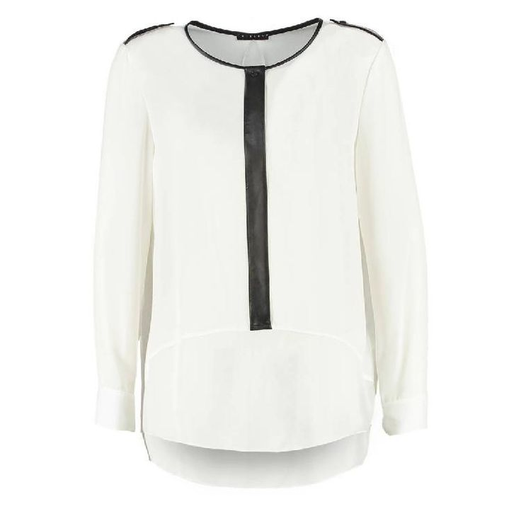 Bluse - offwhite by Sisley