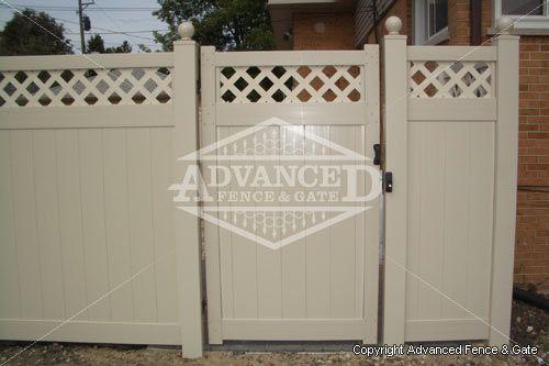 Vinyl Fences | Advanced Fence