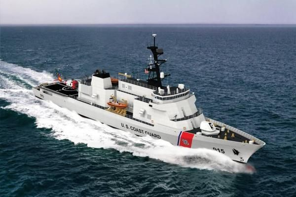 Eastern shipbuilding tapped for new Coast Guard cutter - UPI.com