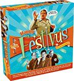 Early Bird Special: Aquarius Seinfeld Happy Festivus Board Game  List Price: $24.99  Deal Price: $16.88  You Save: $8.11 (32%)  Aquarius Seinfeld Happy Festivus Board  Expires Feb 25 2018