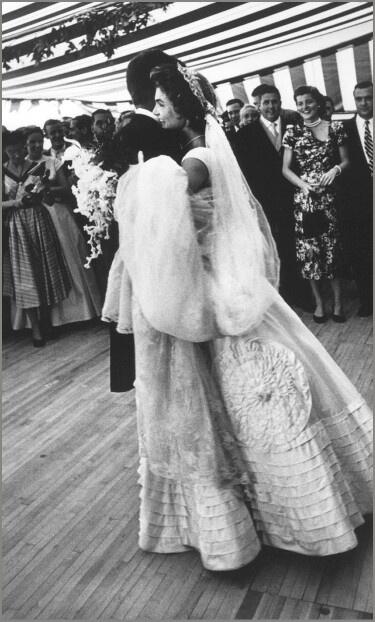 PHOTOS: JFK AND JACKIE'S WEDDING, 1953