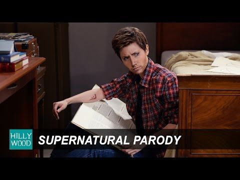 Supernatural Parody by The Hillywood Show® - Performed to Shake It Off. I love this show and its fans!
