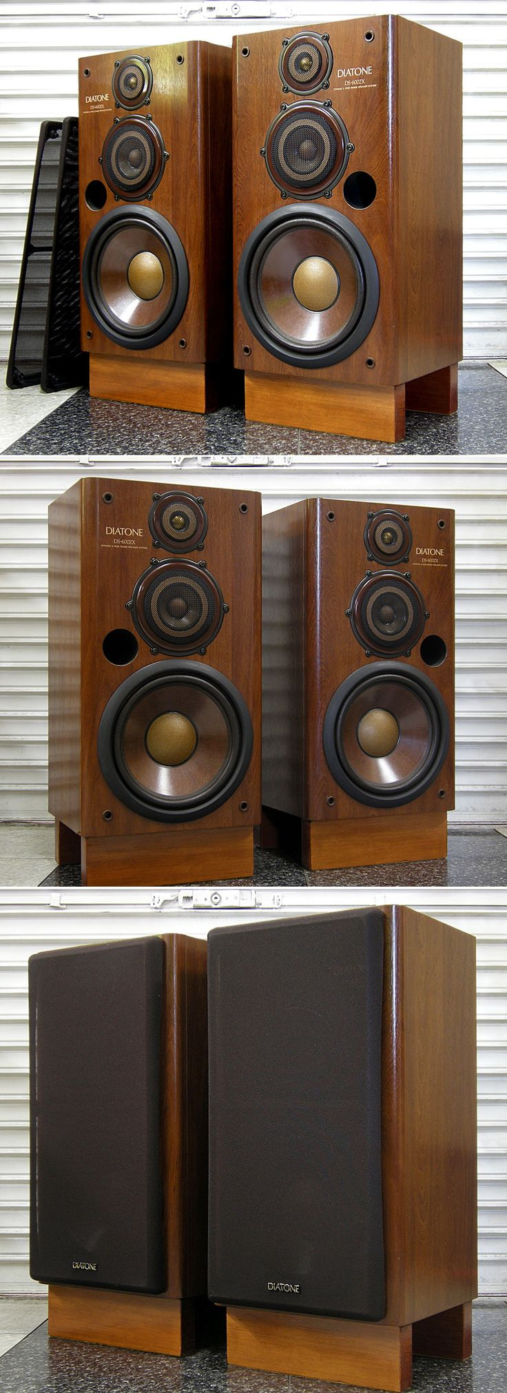 34 Best Caixas Acsticas Images On Pinterest Music Speakers 14w Stereo Audio Amplifier Electronicslab Injapanru Diatone Sp Ds 600zx