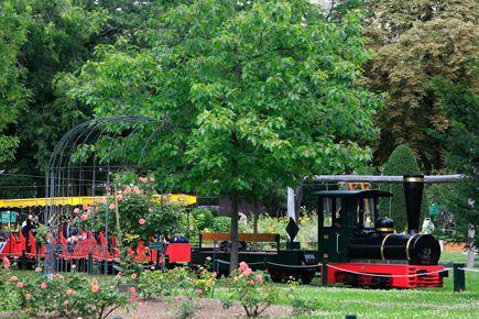 Le Jardin d'acclimatation Bois de Boulogne, 75016 Paris