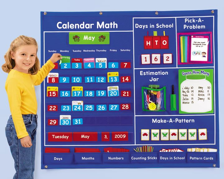 Calendar Math Games Kindergarten : Best images about days of school on pinterest
