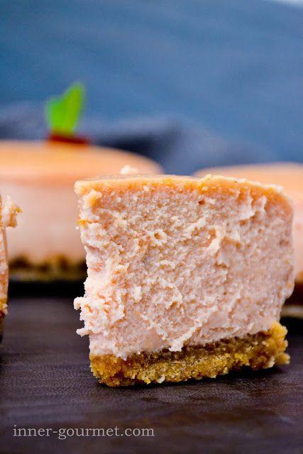 The Inner Gourmet: Guava Cheesecake