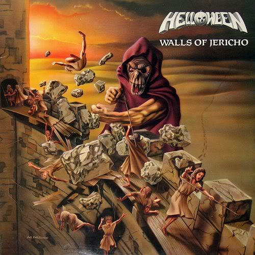 Helloween – Walls of Jericho (1985)