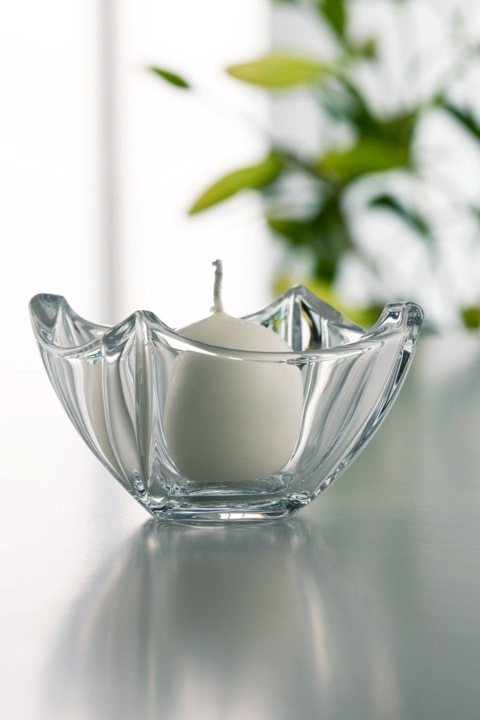 The Wishlist Gifts - Dune Votive - Galway Crystal  Was €25.95 NOW €11.95!!