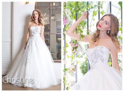 CHRISTINE / Wedding Dresses / Winter 2013 Collection / Jack Sullivan Bridal